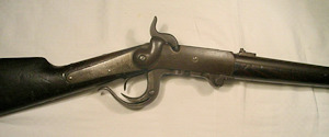 Click to enlarge a .54 American Civil War Burnside carbine